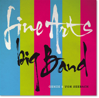 fineartsbigband-CD-Cover